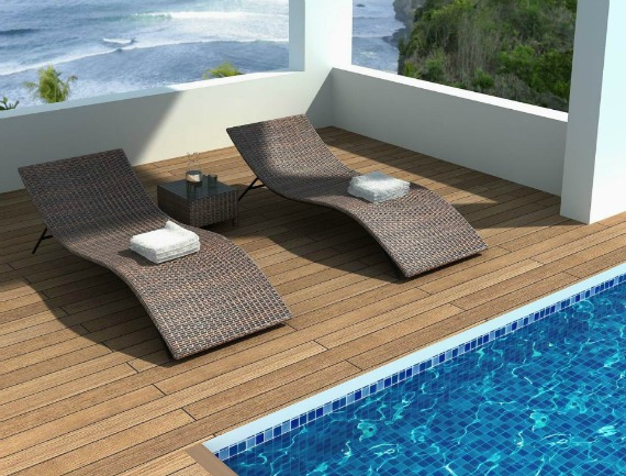 Making things comfy around your Swimming Pool